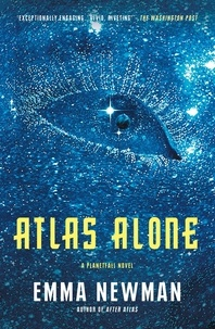 Emma Newman - Atlas Alone.