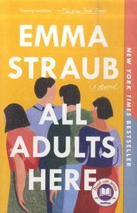 Emma Straub - All Adults Here.