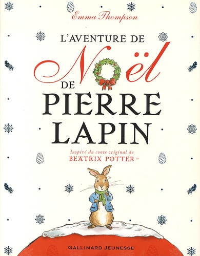 Emma Thompson et Eleanor Taylor - L'aventure de Noël de Pierre Lapin.