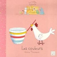 Emma Thomson - Les couleurs.