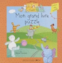 Emma Thomson - Mon grand livre puzzle.