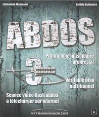 Emmanuel Akermann et Valérie Espinasse - Abdos - 3 mois.