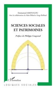 Emmanuel Amougou - Sciences sociales et patrimoines.