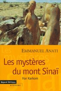 Emmanuel Anati - .
