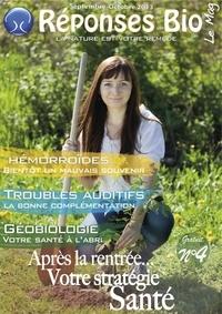 Emmanuel Astier et Jean-Claude Cartier - Réponses Bio - Le Mag N°4 - La nature est votre remède.
