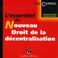 Deedr.fr L'essentiel du Nouveau Droit de la décentralisation Image