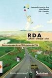 Emmanuel Aurenche-Beau et Marcel Boldorf - RDA : culture - critique, - crise - Nouveaux regards sur l'Allemagne de l'Est.