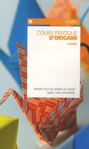 Emmanuel Azzita - Cours pratique d'origami.