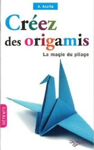 Emmanuel Azzita - Créez des origamis.