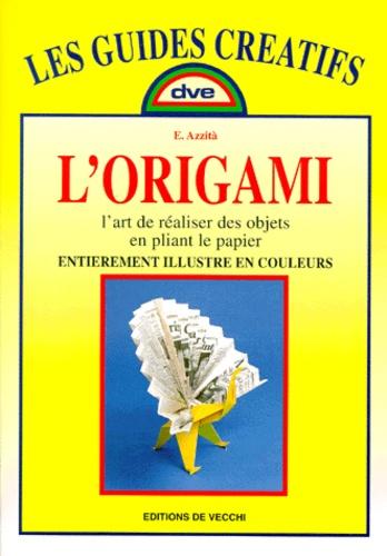 Emmanuel Azzita - L'origami.