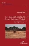 Emmanuel Bayili - Les populations nuna du nord (Haute-Volta) - Des origines à 1920.