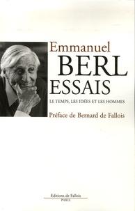 Emmanuel Berl - Essais.