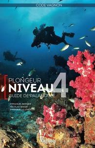 Emmanuel Bernier et Nicolas Seksik - Plongeur niveau 4 - Guide de palanquée.