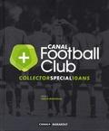Emmanuel Bocquet - Canal+ Football Club - Collector spécial 10 ans.