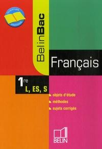 Emmanuel Boisset et Françoise Lagache - Français 1e L, ES, S.