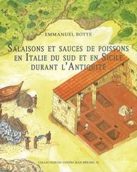 Livres à télécharger sur ipad 3 Salaisons et sauces de poissons en Italie du sud et en Sicile durant l'Antiquité 9782903189983 FB2 iBook ePub par Emmanuel Botte en francais