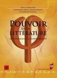Emmanuel Bouju - Pouvoir de la litterature - de l'energeia a l'empowerment.