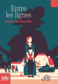 Emmanuel Bourdier - Entre les lignes.