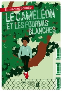 Emmanuel Bourdier - Le caméléon et les fourmis blanches.