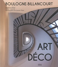 Emmanuel Bréon et Hubert Cavaniol - Art déco - Boulogne-Billancourt.