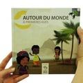 Emmanuel Canica et Simon Houriez - Autour du monde à premières vues. 1 DVD