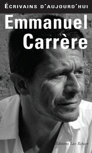Angie David et Emmanuel Carrère - Emmanuel Carrère.