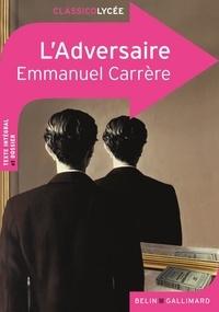 Partage gratuit de téléchargement d'ebook L'adversaire par Emmanuel Carrère (French Edition) 9782701154459