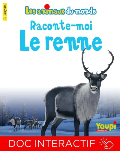 Emmanuel Chanut - Raconte-moi le renne.