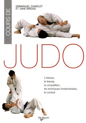 Emmanuel Charlot et Jane Bridge - Cours de judo.