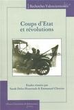 Emmanuel Cherrier et Sarah Delos-Hourtoule - Coups d'Etat et révolutions.