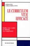 Emmanuel Cobalchini-Conti - Le Curriculum vitae efficace.