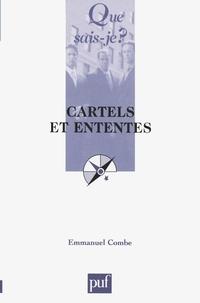 Emmanuel Combe - Cartels et ententes.