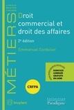 Emmanuel Cordelier - Droit commercial et droit des affaires - CRFPA.
