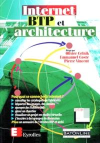 Emmanuel Coste et Pierre Vincent - Internet, BTP et architecture.