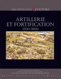 Emmanuel Crouy-Chanel et Nicolas Prouteau - Artillerie et fortification - 1200-1600.