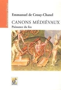 Deedr.fr Canons médiévaux - Puissance du feu Image