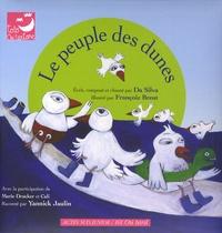 Emmanuel Da Silva - Le peuple des dunes. 1 CD audio
