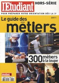 Emmanuel Davidenkoff - Le guide des métiers.