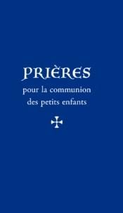 Prières pour la communion des petits enfants.pdf