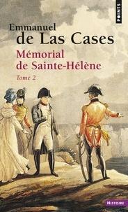 Emmanuel de Las Cases - Mémorial de Sainte-Hélène - Tome 2.