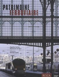 Emmanuel de Roux et Claudine Cartier - Patrimoine ferroviaire.
