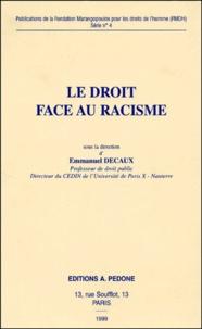 Emmanuel Decaux et  Collectif - .