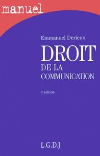 Deedr.fr Droit de la communication Image