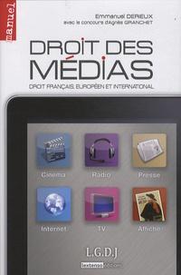 Deedr.fr Droit des médias - Droit français, européen et international Image