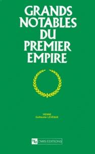 Emmanuel Dion et Guillaume Lévêque - Grands notables du Premier Empire - Tome 26, Vienne.