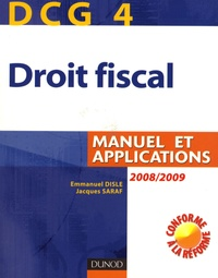 Droit fiscal DCG4 - Manuel et applications.pdf