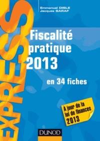 Goodtastepolice.fr Fiscalité pratique 2013 - 34 fiches Image
