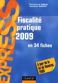 Emmanuel Disle et Jacques Saraf - Fiscalité pratique en 34 fiches.