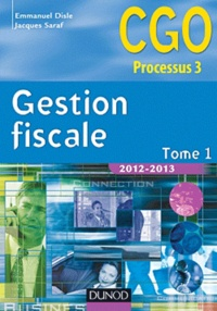 Birrascarampola.it Gestion fiscale 2012-2013 - Tome 1 Image