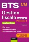 Emmanuel Disle et Jacques Saraf - Gestion fiscale BTS CG - Processus 3.